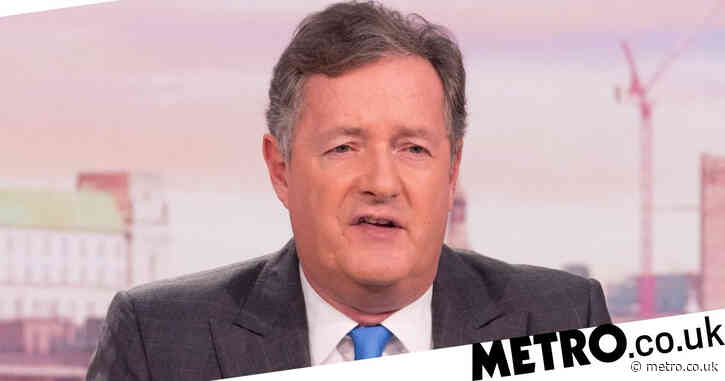 'It's crass beyond belief': Piers Morgan lashes out at Prince Harry and Meghan Markle's Oprah interview