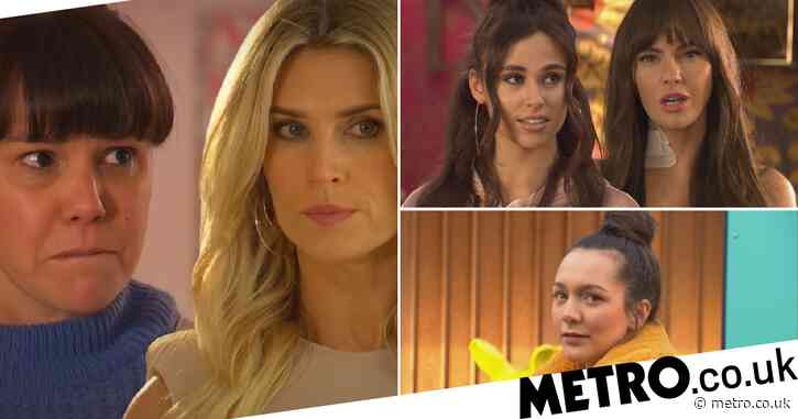 Hollyoaks spoilers: 18 new images reveal Mandy exposed, Cher's rage explodes and huge secret revealed