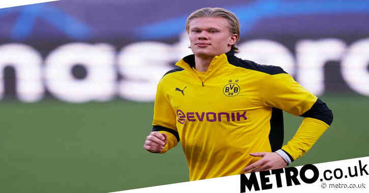 Andy Cole tips Erling Haaland to join Manchester City over rivals Manchester United