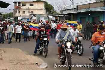 Continúan protestas por falta de agua en Maripa, edo. Bolívar - Noticiero Digital