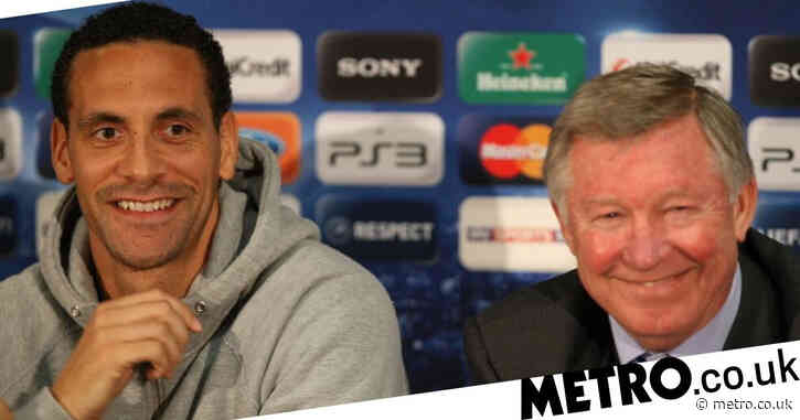 Rio Ferdinand reveals he wanted Jose Mourinho to replace Sir Alex Ferguson at Manchester United