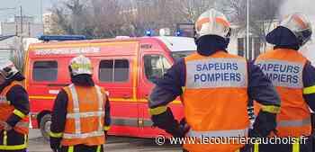 Près de Saint-Romain-de-Colbosc. L'incendie se propage à une maison, une famille relogée - Le Courrier Cauchois