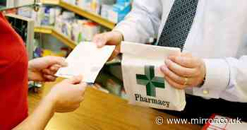 Full list shows medicines which are no longer available on NHS prescription
