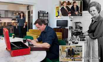 Creeping cost of Downing Street makeovers from the Blairs to the Camerons