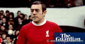 Ian St John, Liverpool forward and TV personality, dies aged 82