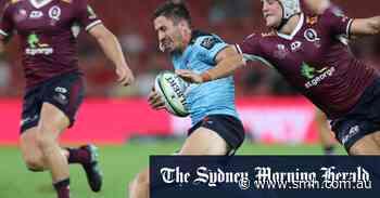 'Doing it tough': Hooper finding it hard to watch Tahs as Gordon backs Penney