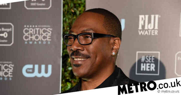 Eddie Murphy says lack of diversity in Hollywood is due to 'white men running this business'