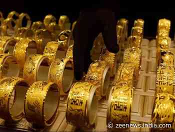 Gold Price Today, 2 March 2021: Gold prices falls by Rs 11,000; silver drops to Rs 66,600