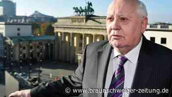 Vater der Deutschen Einheit: Michail Gorbatschow wird 90 Jahre alt