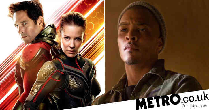 T.I. 'will not return for Ant-Man 3' amid allegations of sexual abuse