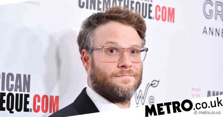 Seth Rogen launches his very own weed company as excited fans crash website: 'This is just the beginning'