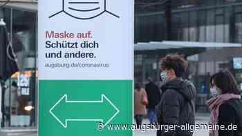 Coronavirus in Augsburg: Sieben-Tage-Inzidenz steigt, zwei weitere Todesfälle