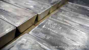 Silver futures drop over 1% to Rs 66,625 per kg on firm dollar