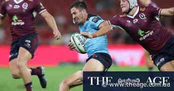 'Doing it tough': Hooper finds it hard to watch Waratahs' woes as Gordon backs Penney