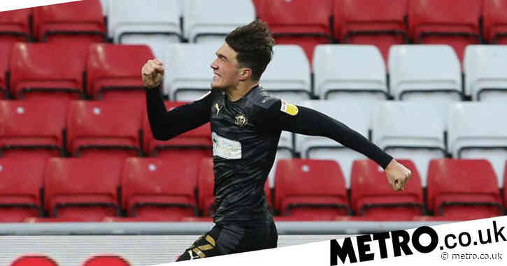 Arsenal join big clubs in packed race for Wigan youngster Kyle Joseph