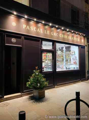 Saint-Germain-en-Laye : le bon chocolat, c'est Le Gac - Les pieds dans le plat