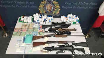 8 Charged in Portage la Prairie Weapons, Drugs Seizure - ChrisD.ca