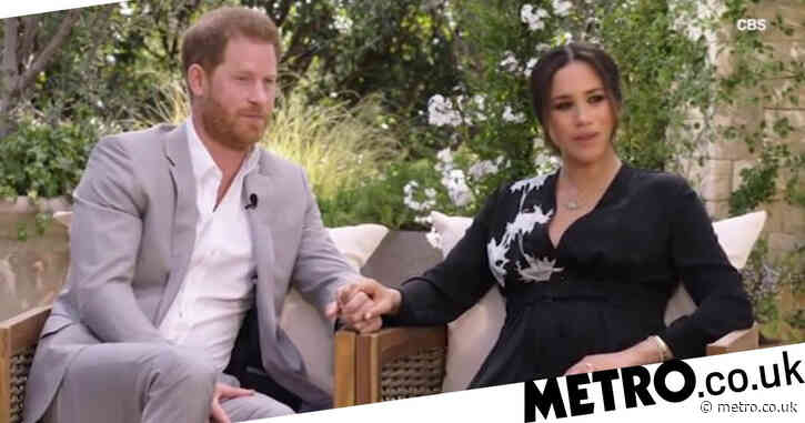 Lorraine Kelly 'doesn't understand' why Prince Harry and Meghan Markle's chose to do Oprah Winfrey interview