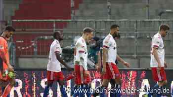 2. Liga: Geht dem HSV wieder die Luft aus?