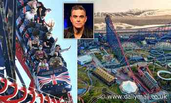 Robbie Williams considers buying Blackpool Pleasure Beach theme park