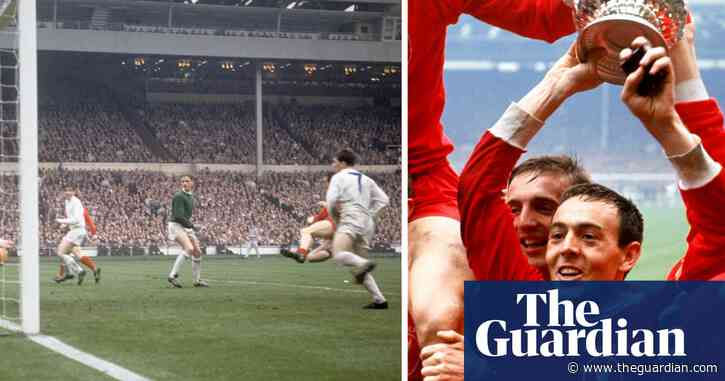 Liverpool forward and TV personality Ian St John dies aged 82 – video obituary