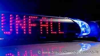 PKW und LKW krachen auf Wolfenbütteler Kreuzung zusammen