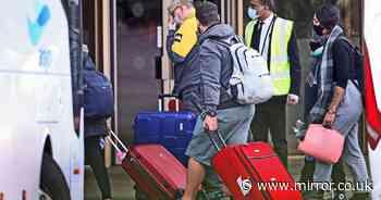 Man and woman fined £10k each for avoiding hotel quarantine after Dubai trip