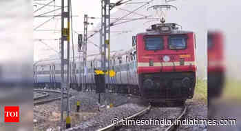 Railways to run weekly special train between Tuticorin and Okha - Times of India