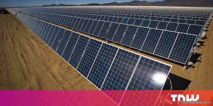 Solar panels in the Sahara could boost renewable energy — but raise temperatures worldwide