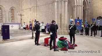 """Sonnino in lutto dà l'ultimo addio al carabiniere Iacovacci, """"morto portando la pace"""" - IlFaroOnline.it"""