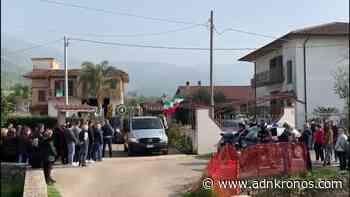 Attacco in Congo, tricolori a Sonnino: l'ultimo saluto a Vittorio Iacovacci - Adnkronos