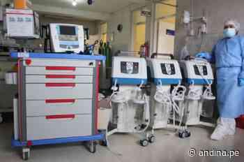 La Libertad: potencian hospital de Otuzco para enfrentar mejor al covid-19 - Agencia Andina