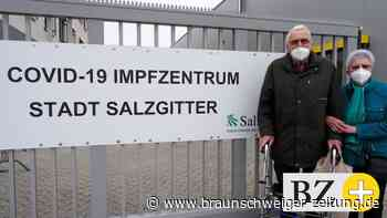 Ehepaar Drewes aus Lebenstedt lobt das Team des Impfzentrums
