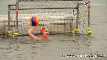 Wasserball: Meldorf Seals trainieren in 4 Grad kaltem Wasser - Sat.1 Regional