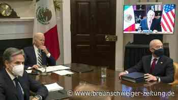 USA wollen Mexiko auf Augenhöhe begegnen
