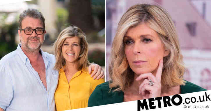 Kate Garraway reflects on 'toughest of times' as husband remains in hospital nearly year after contracting Covid