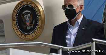 Double masking like Joe Biden 'unnecessary' say experts as just one is effective