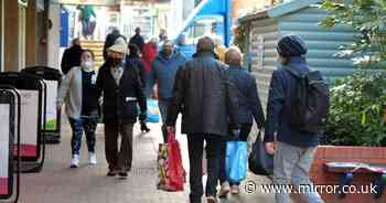 Seven million living in neighbourhoods where coronavirus cases are 'almost zero'