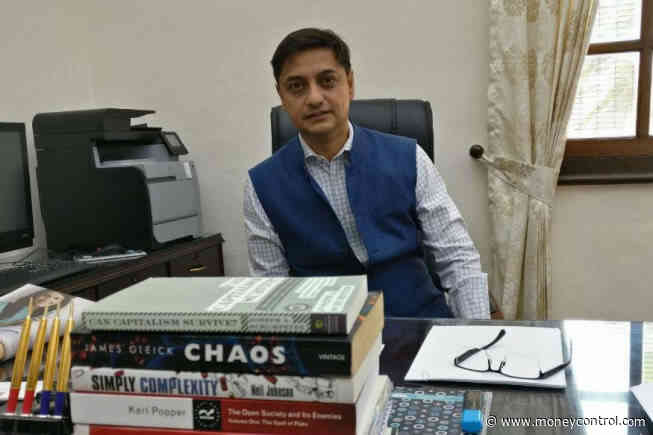 Recovery faster than expected, need to keep growth momentum: Principal Economic Advisor Sanjeev Sanyal