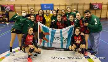 El Zonzamas consigue una nueva victoria ante el Balonmano Camargo - La Voz de Lanzarote