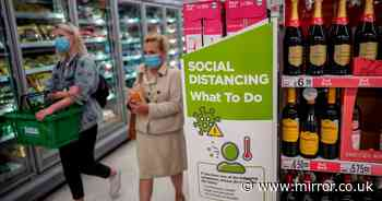 Face mask rules for supermarkets as England prepares for route out of lockdown