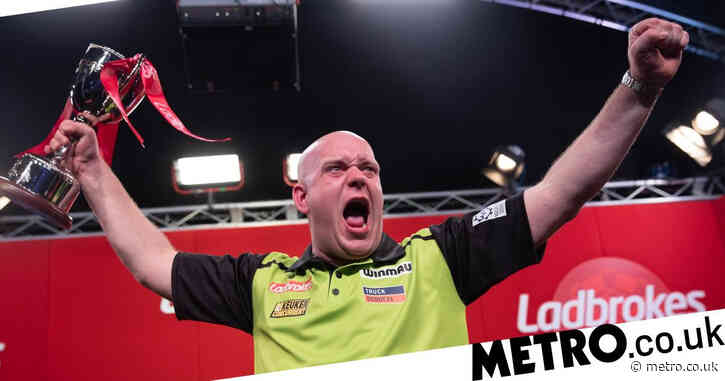 UK Open draw and schedule as Raymond van Barneveld learns his fate