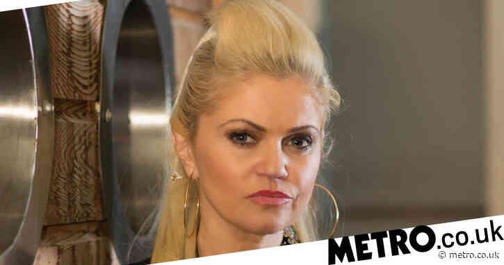 Danniella Westbrook blames Brian Harvey for Hollyoaks axing