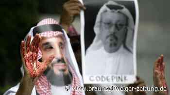 Mordfall Khashoggi: Strafanzeige gegen Saudi-Kronprinz