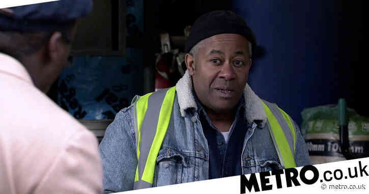 Coronation Street star Trevor Michael Georges stayed with homeless man injured by tram