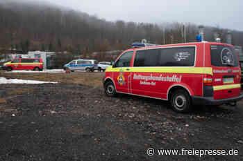 Großangelegte Suche nach Kindern in Olbernhau beendet - Mädchen wohlbehalten zu Hause - Freie Presse