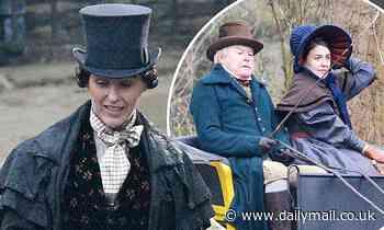 Suranne Jones joins Gemma Whelan andTimothy West to film Gentleman Jack's second series