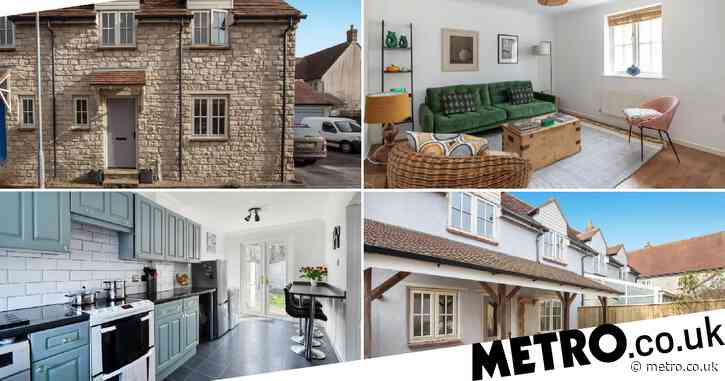 Five homes for first-time buyers that are stamp duty exempt and under £300k
