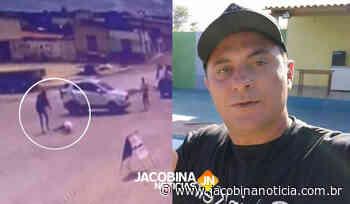 Comandante da Guarda Municipal de Canarana é morto a tiros - Jacobina Notícias
