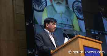 Chennai-Vladivostok Sea Route Soon To Be 'Fully Operational', Says India's Shipping Minister - Sputnik International